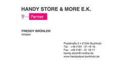 Handy Store & more